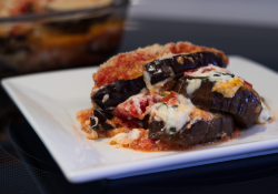 Eggplant Parmesan (Weight Watchers)